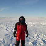 On location in Greenland
